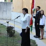 Őszirózsák… szirmaikon cipelik már az őszt - Tanévnyitó – 2011. szeptember 1.