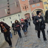 """Regensburg. """"A környezetvédelem összeköt"""" projekt"""