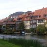 Bambergi halászházak a Regnitz partján.JPG