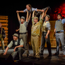 Színházlátogatáson: A Pál utcai fiúk