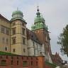 Wawel - a királyi vár